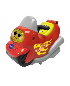 VTech Toet Toet - Mike Moterfiets