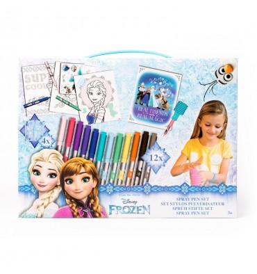 Disney Frozen Blaaspennen set