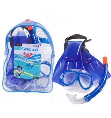 SportX Kids Zwemset Blauw