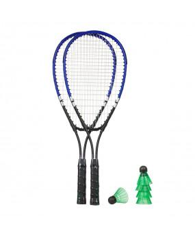 Badmintonset 8 Delig