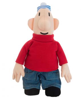 Buurman en Buurman Pop Rood, 35cm