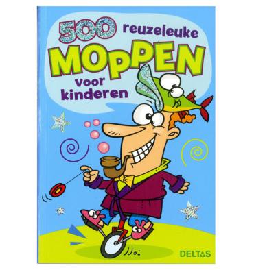 500 Reuzeleuke Moppen voor Kinderen
