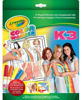 Crayola Color Wonder - K3