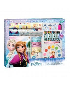 Totum Disney Frozen Mega Knutselset