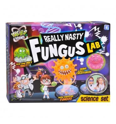 Weird Science - Nasty Schimmel Lab