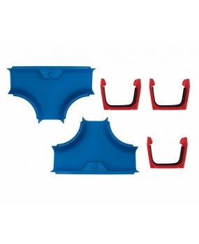 AquaPlay 103 T-vormige Banen 2 Stuks