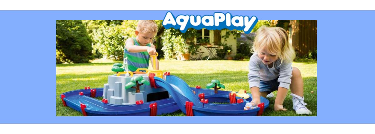 Aquaplay waterbaan