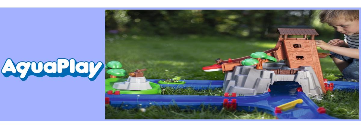 Aquaplay-waterbaan