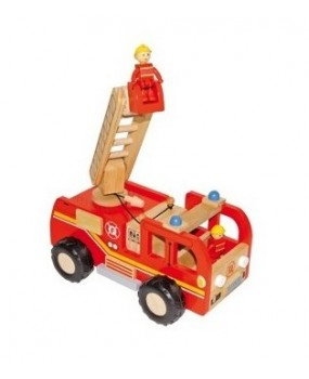 Base Toys Brandweerauto