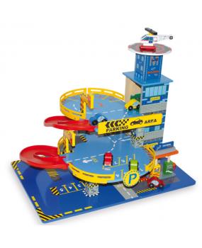 Base Toys Houten Parkeergarage Metropool