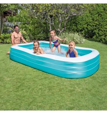 Intex opblaasbaar familie zwembad
