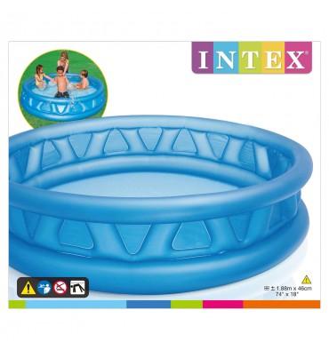 Intex soft side kinderzwembad