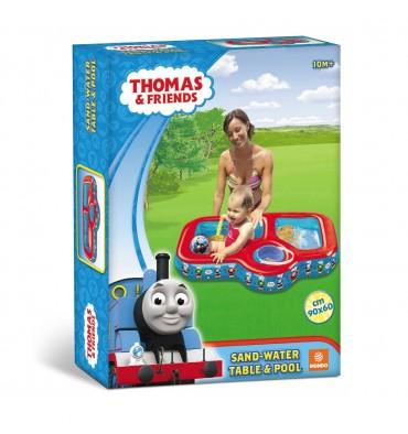 Thomas de trein zand watertafel en zwembad