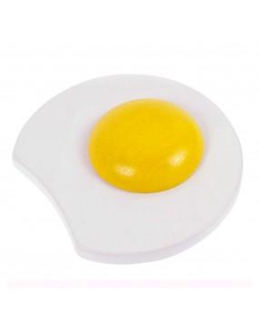 Bigjigs Houten Gebakken Ei