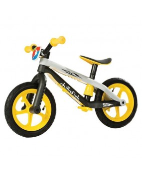 Chillafish BMXie RS loopfiets Geel