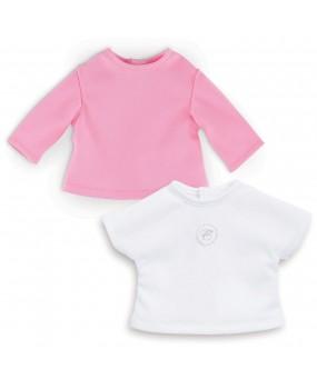 Corolle Ma Corolle Poppen T-shirts 2 stuks