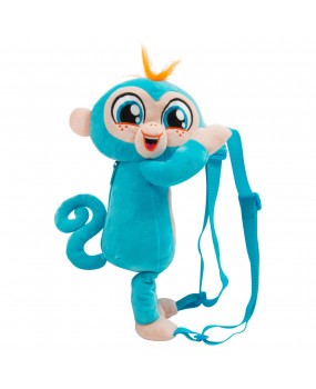 Fingerlings Pluchen Rugzak boris
