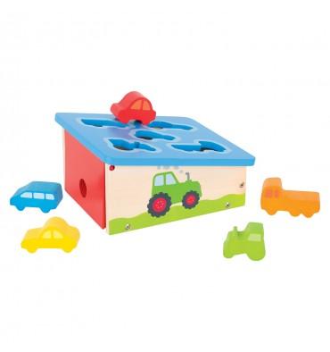 Goki vormendoos voertuigen