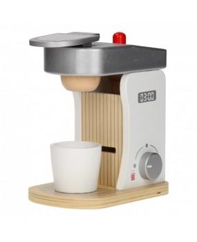 Jouéco Houten Koffiezetapparaat Met Accessoires