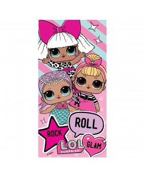 L.O.L. Surprise Strandlaken Rock and Roll