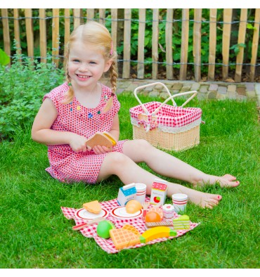 New Classic Toys Picknickmand set