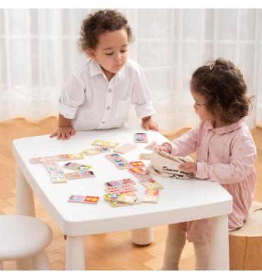 New Classic Toys domino dieren
