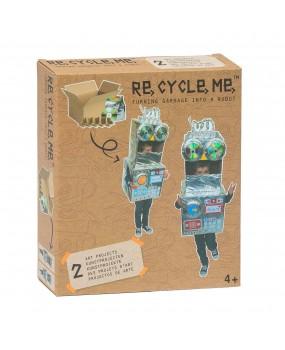 Re, Cycle, Me Maak Je Eigen Robot