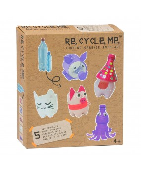 Re, Cycle, Me Pet Fles
