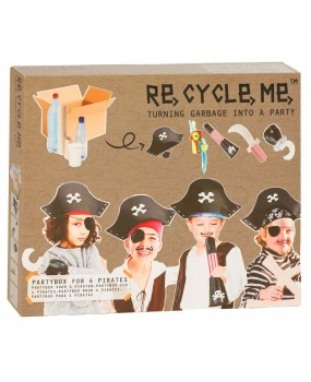 Re, Cycle, Me Piratenfeest