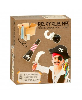 Re, Cycle, Me Piratenkostuum