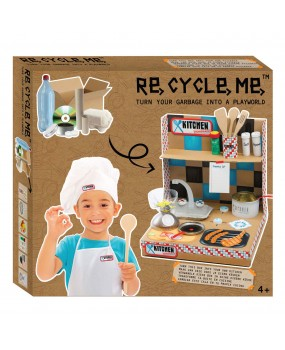 Re, Cycle, Me Playworld Keuken