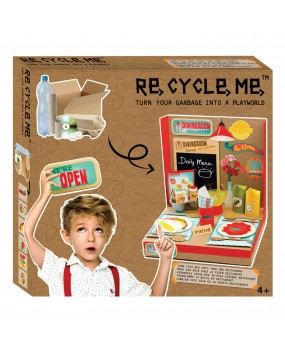 Re, Cycle, Me Playworld Restaurant