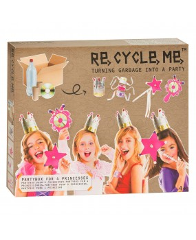 Re, Cycle, Me Prinsessenfeest