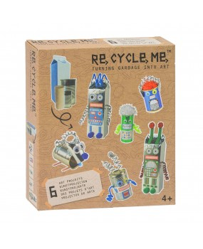 Re, Cycle, Me Robot