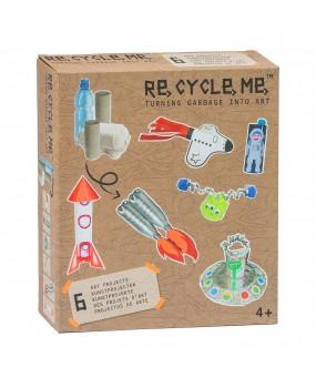 Re, Cycle, Me Ruimte