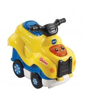 VTech toet toet auto's press and go Quinn Quad