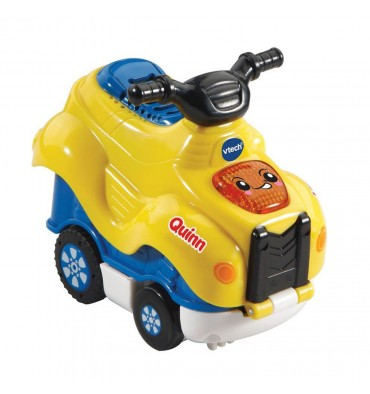VTech toet toet auto's press and go Quinn Quad