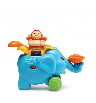 VTech Zoomizooz spring en speel olifant