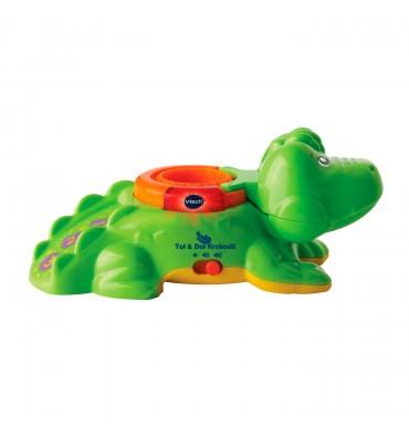 VTech Zoomizooz tol en dol krokodil