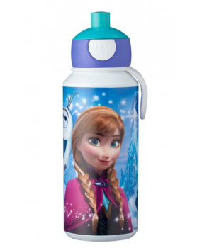 Mepal Campus Drinkfles Pop-up - Disney Frozen Sisters Foreve