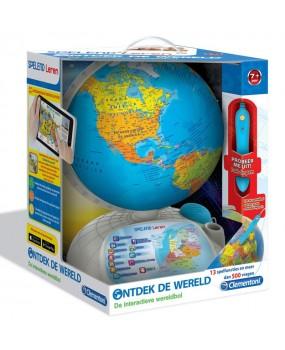 Interactieve Wereldbol