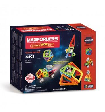 Magformers Ruimteset 22 delig