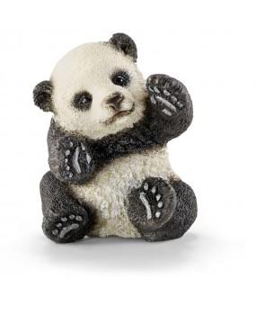 Schleich Jonge Panda, Spelend