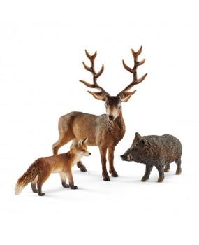 Schleich Europese Bosdieren