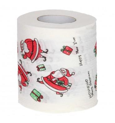 Toiletpapier Kerst