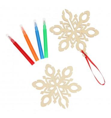 Kerst Kleurset met Viltstiften