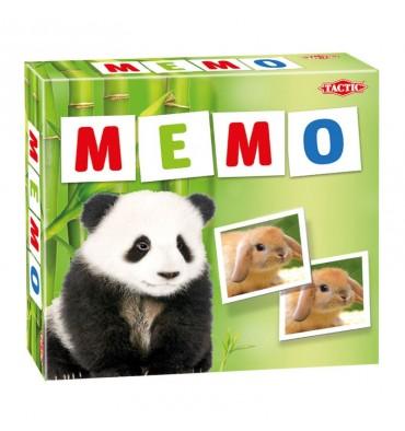 Babydieren Memo