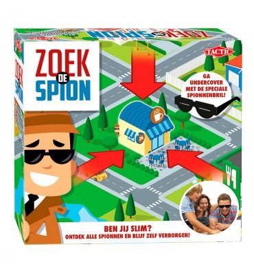 Zoek de Spion
