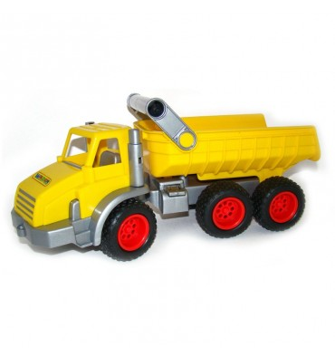 Polesie Vrachtwagen met Kiepbak