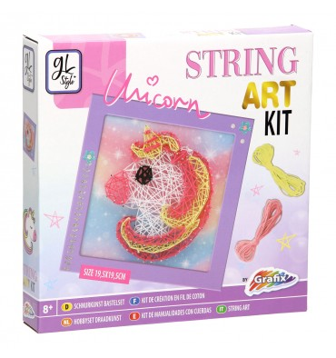 String Art Set - Eenhoorn